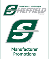 Scheffield Manufacturer Promotions Link